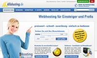 Alfahosting Gmbh - Site Screenshot