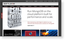 Softlayer Technologies Inc - Site Screenshot