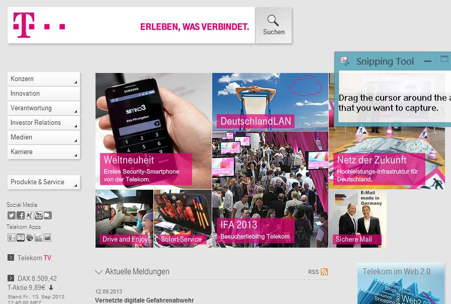Deutsche Telekom Ag Germany - IP Addresses Owners World Database